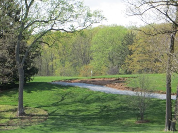 Ode To Pine Valley captures your attention on the 3rd hole.