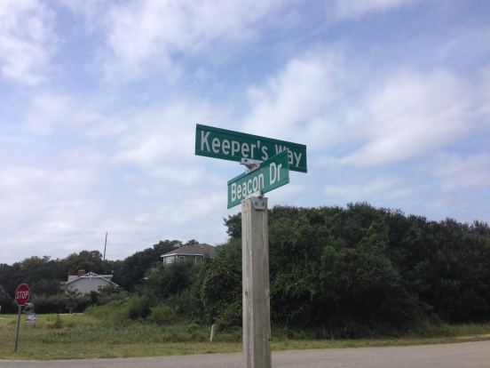 Corner of Keepers and Beacon