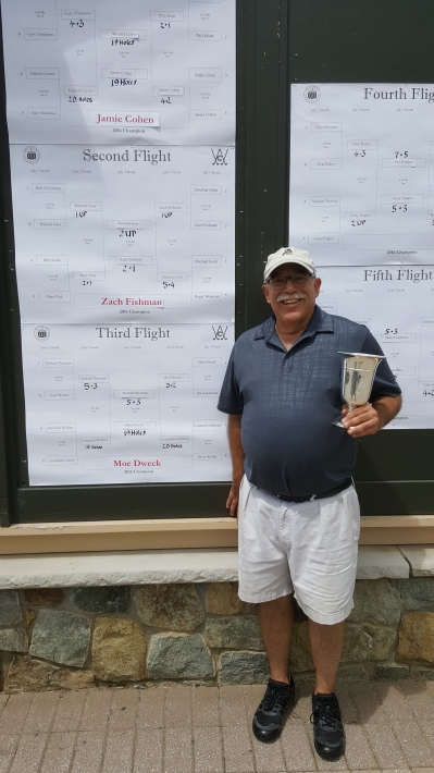 The Mish takes home his first Major