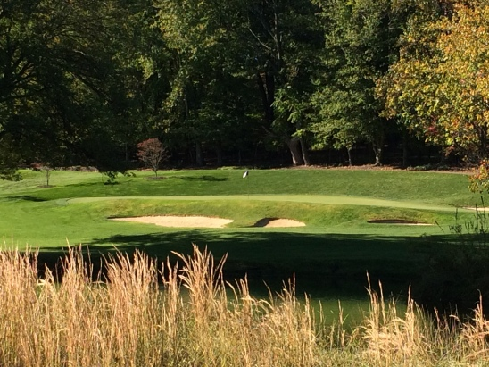 #4 Peach Basket-a short pitch across the pond int #3's side door