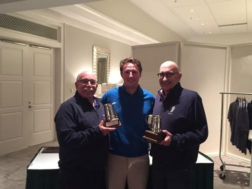 Moe Dweck and Ron Hirschel Kup Finale Winners