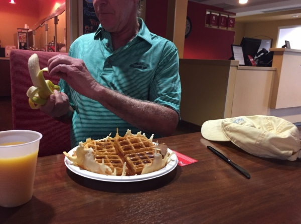 Fleisher Regal Waffle