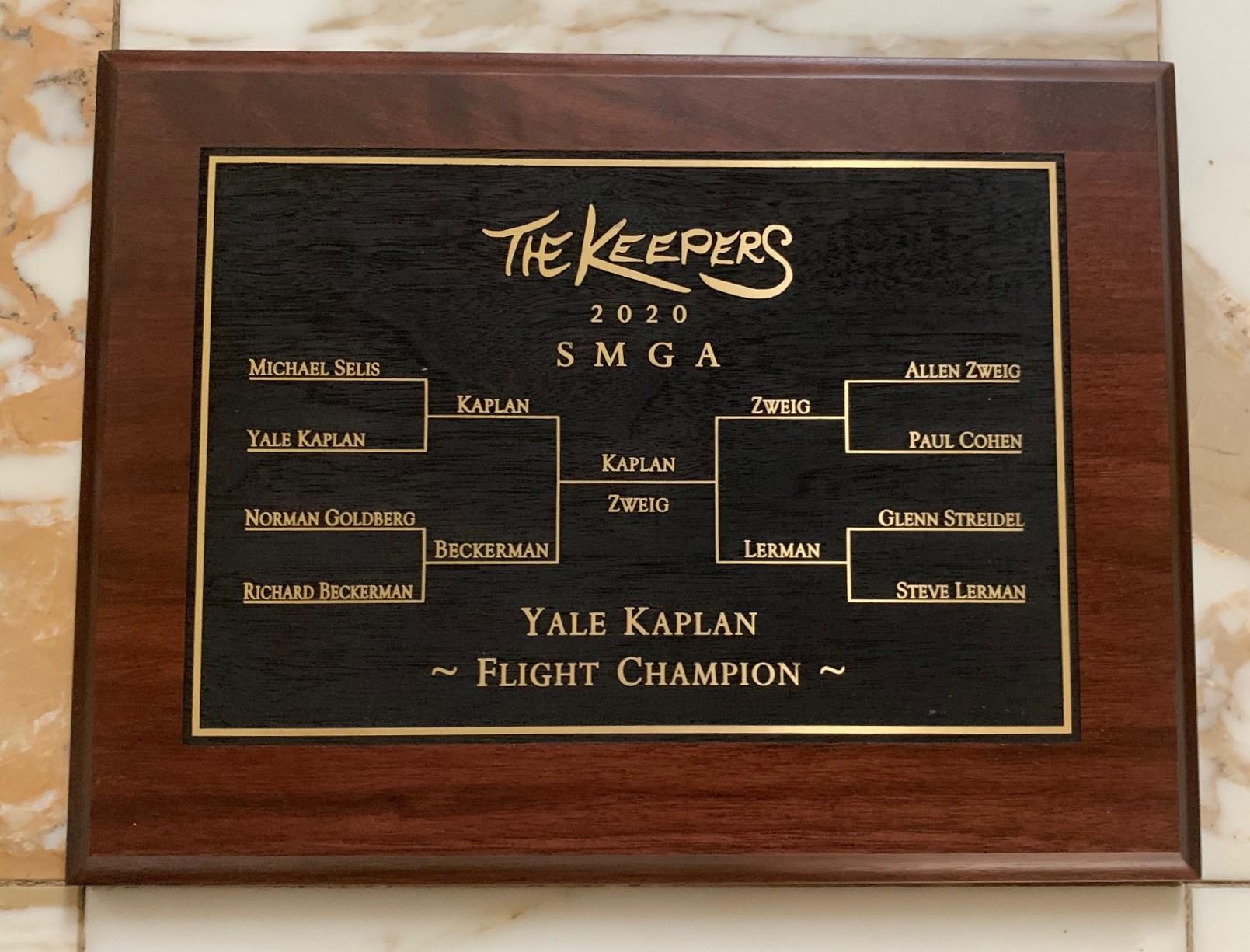 SMGA Yale Kaplan 2020