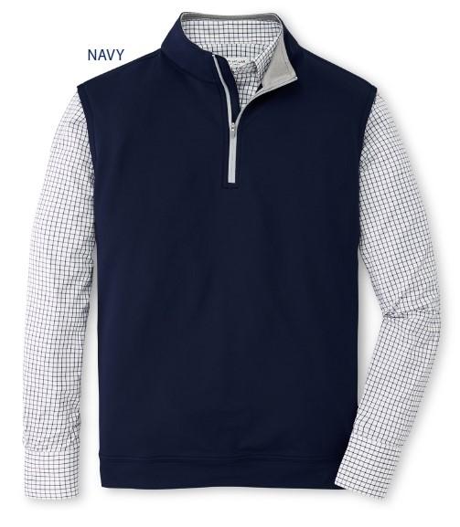 Millar Navy Perth Vest